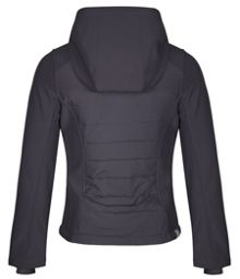 Girls magnifyer hooded jacket