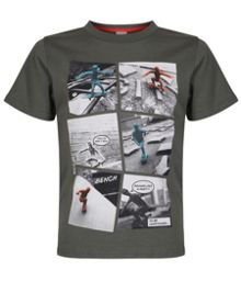 Bench street boarders graphic t shirt