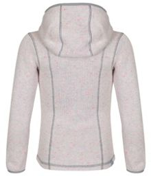 Girls bonded spectaclefire hooded top