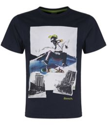 Boys rippa skate crew neck t-shirt