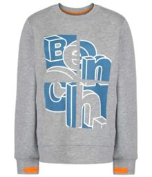 Bench Boys content crew neck top