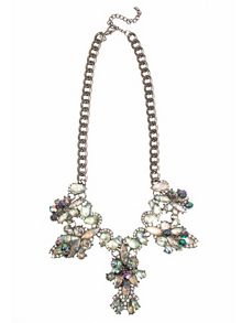 Taylor crystal necklace