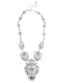 Novak crystal necklace