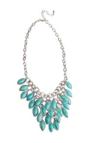 Gaby Bea petal collar  necklace