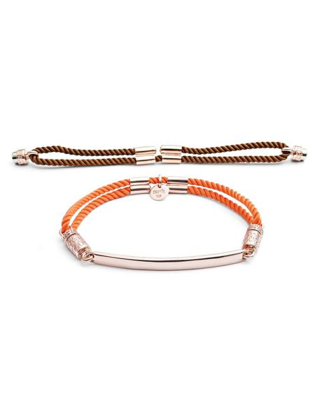 Chavin Rose gold interchangable bracelet - ob