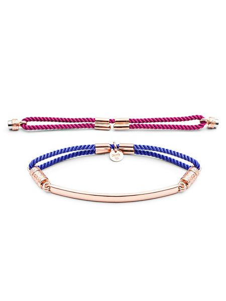Chavin Rose gold interchangable bracelet - pv