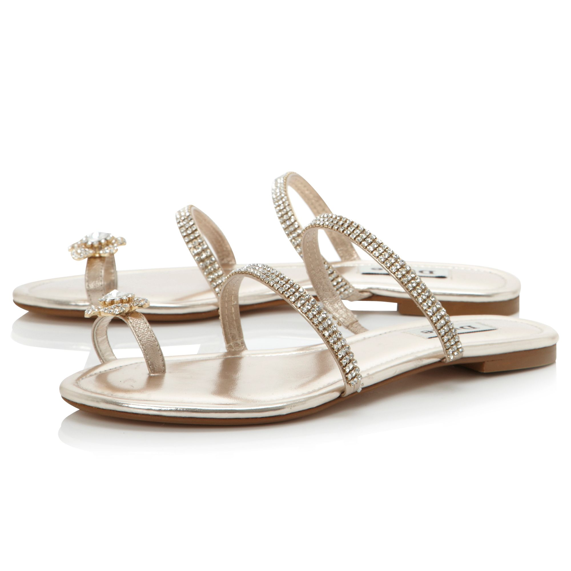 Kudos strappy diamante sandals