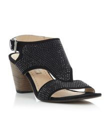 Jackinda studded heeled sandals
