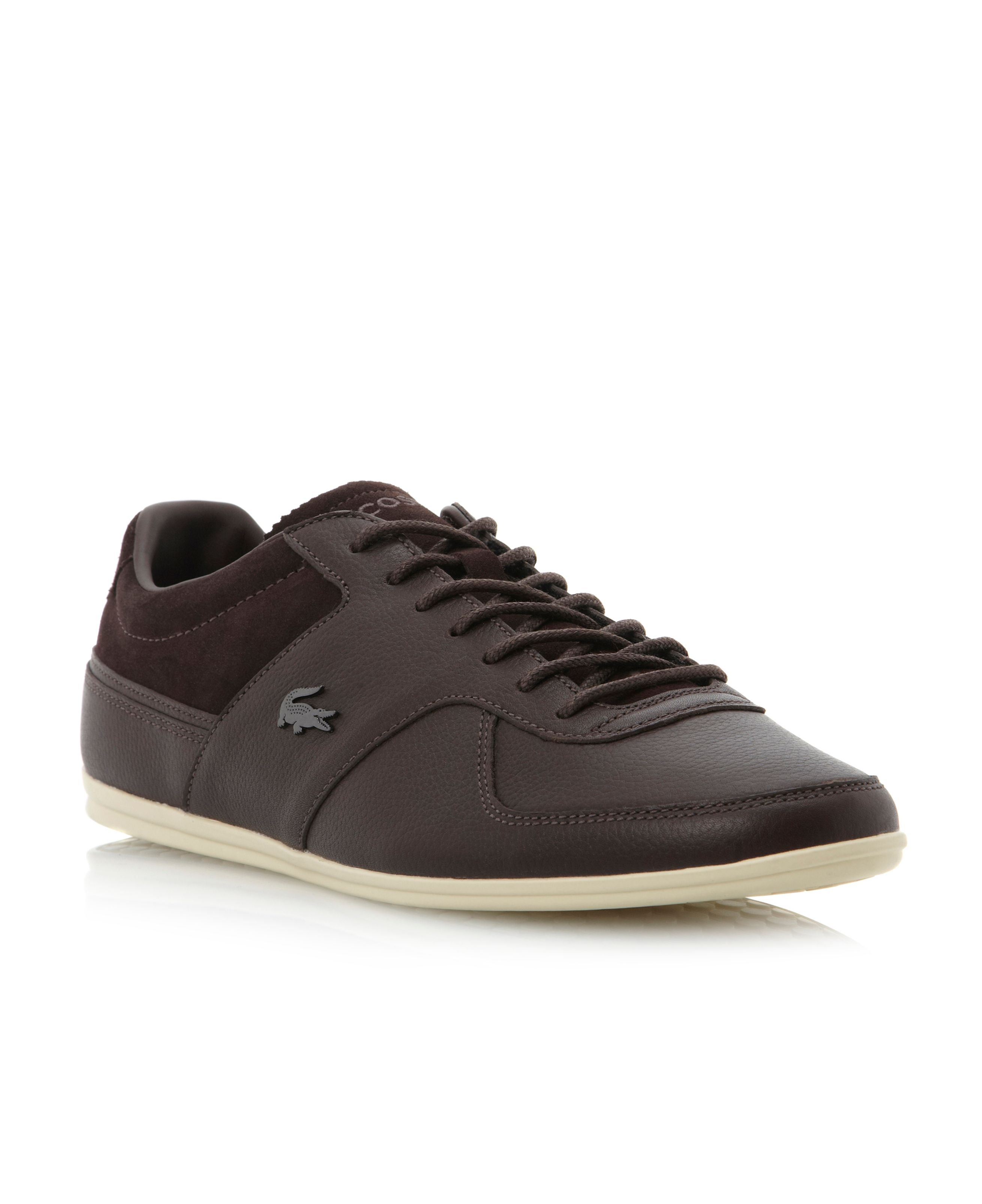 Taloire premium lace up trainers