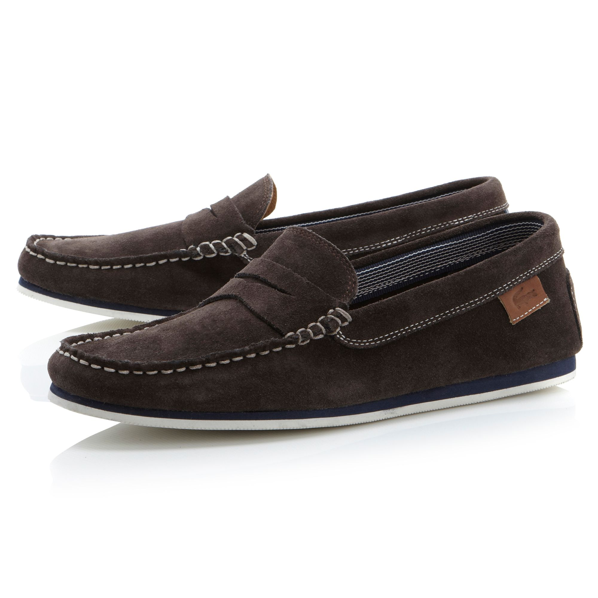 Chanler saddle loafers