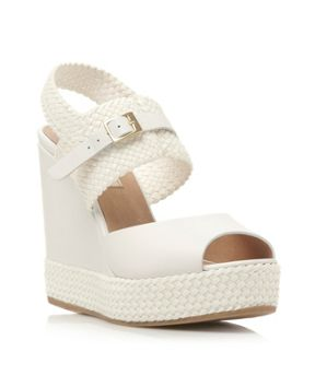 Pied a Terre Woven Wedge