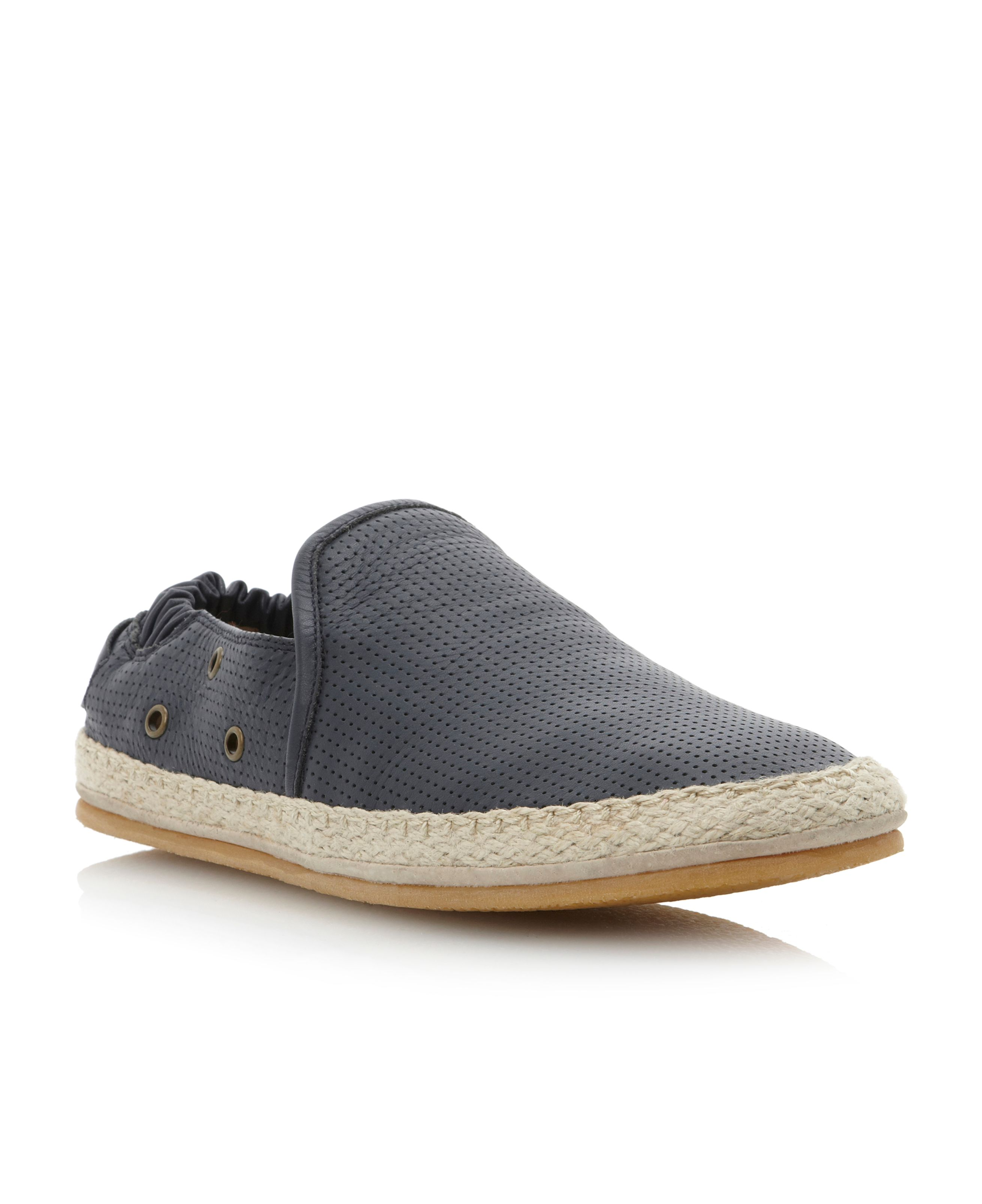 Falcon perforated espadrilles