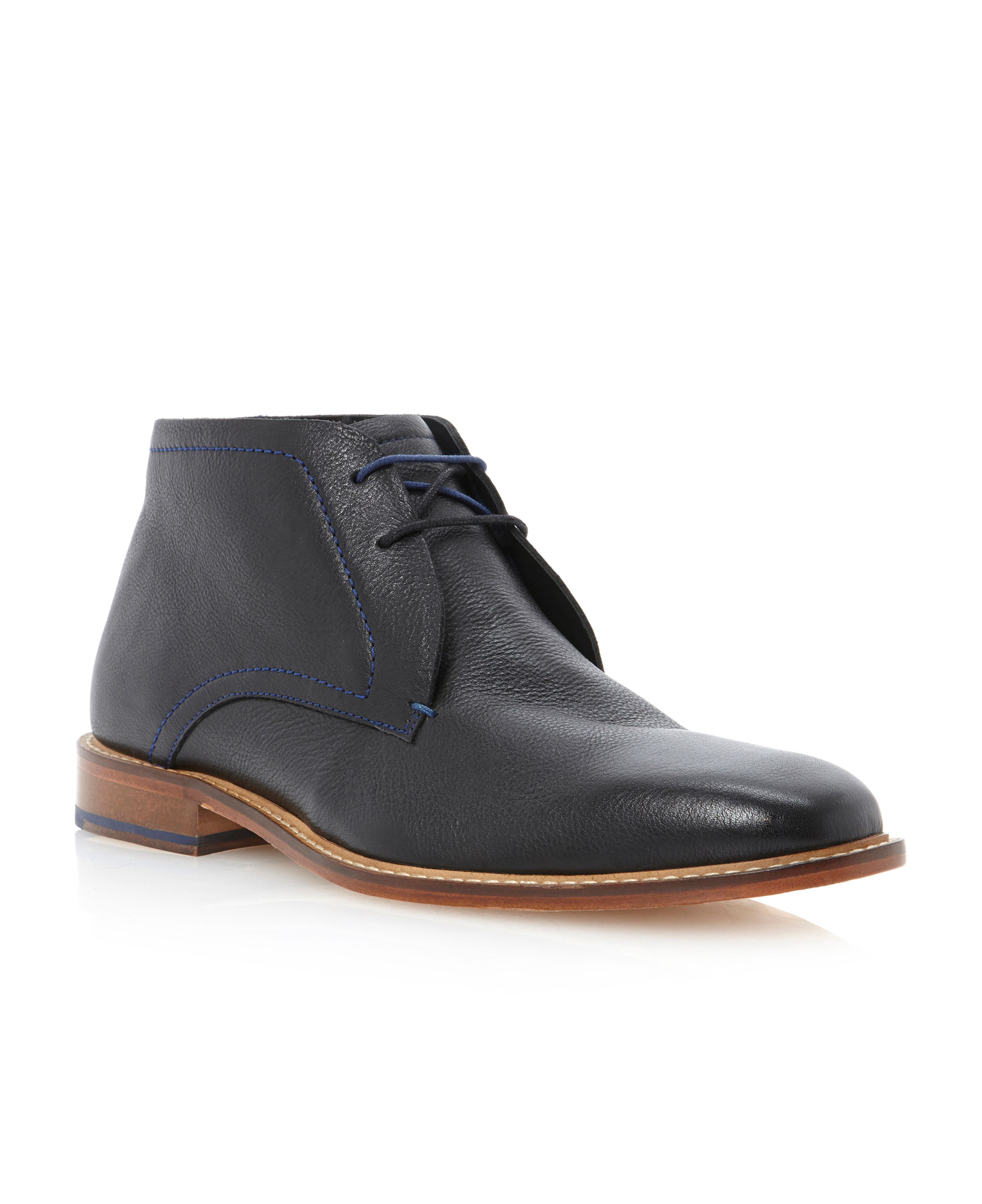 Torsdi-formal chukka boot