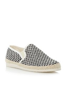Freshman Slip On Casual Espadrilles