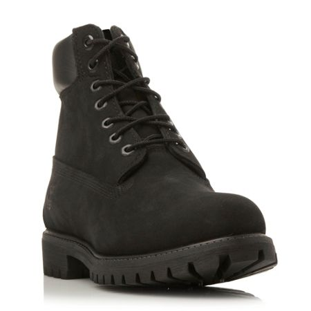 Timberland Classic nubuck worker boots