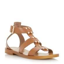 Lance studded leather gladiator sandals