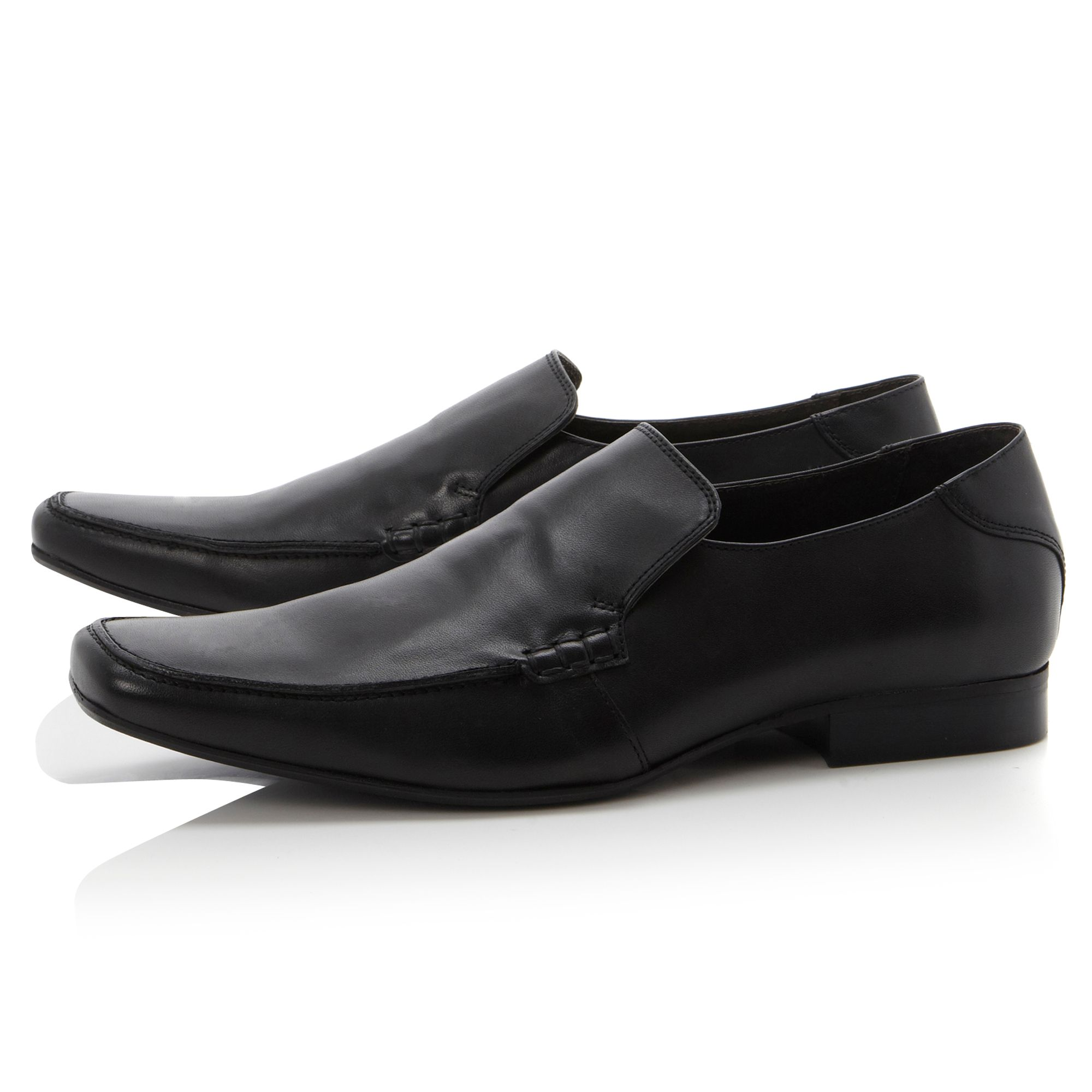 Accuracy square toe loafer