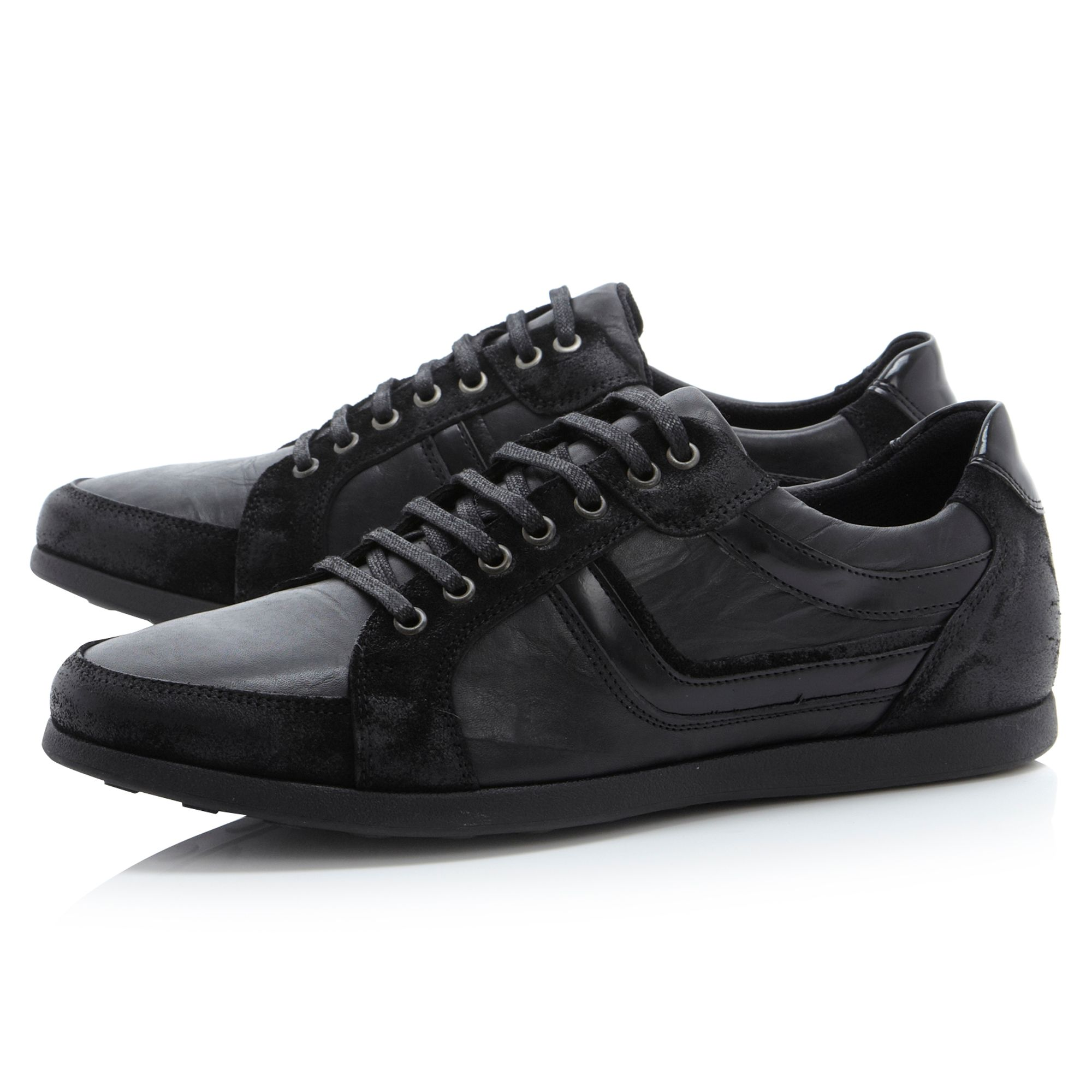 Tobasco combo side dtl sneaker trainers