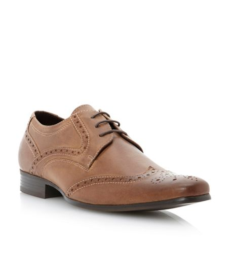 Annual brogue lace up