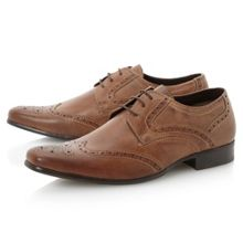 Howick Annual brogue lace up