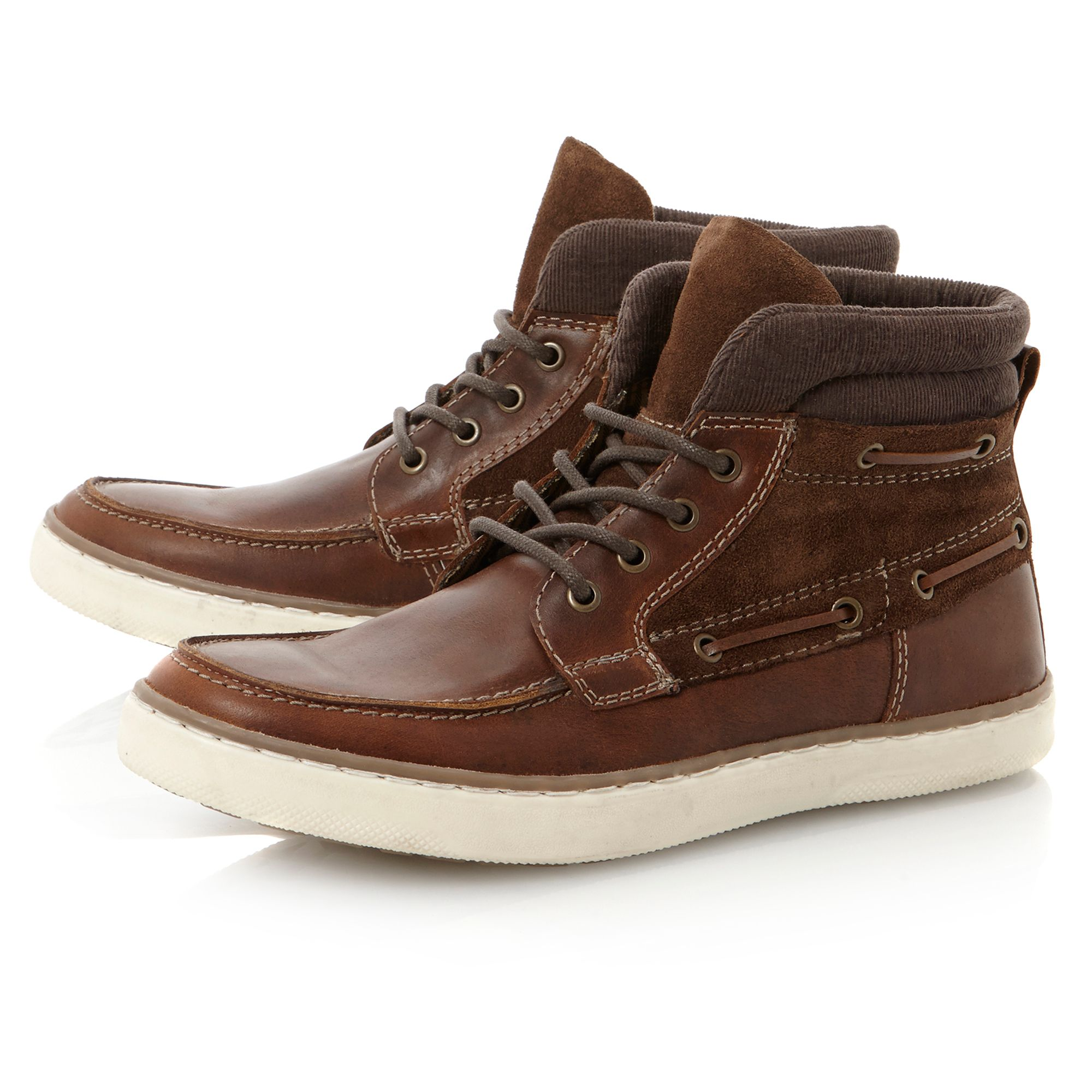 Chiltern apron cup sole boot