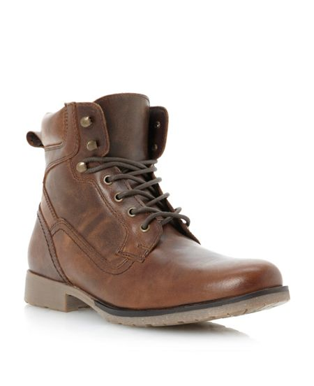 Linea Carlo warm lined worker boot