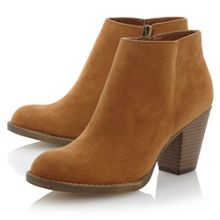 Pastri ankle mid heel boots