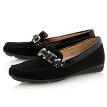 Lakewood chain detail loafer shoes