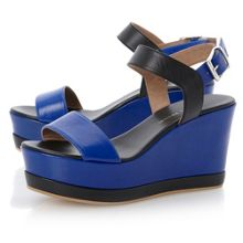 Lida flatform wedge sandals