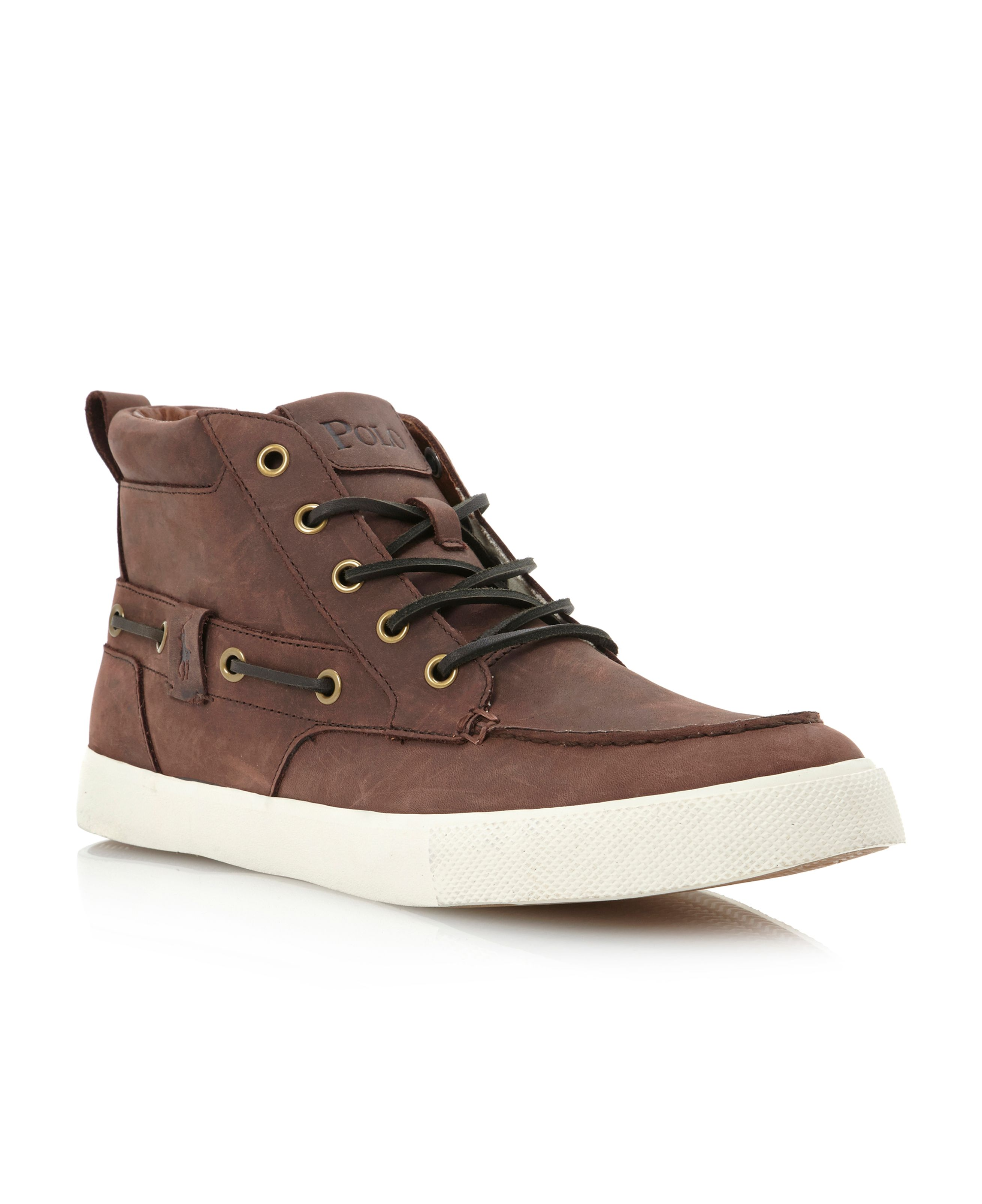 Tristen-vulcanised hi top
