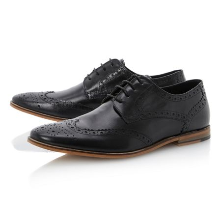 Linea Brompton casual brogue lace up