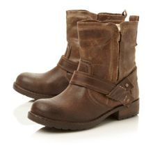 Luckyone heavy biker boots