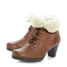 Cosmic fold down warm lines boots