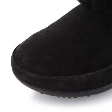 FitFlop Mukluk shorty faux fur cuff detail boots