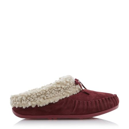 FitFlop Cuddler snugmoc moccasin slippers
