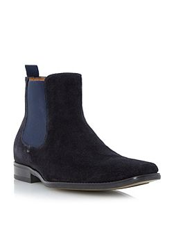 Marky Slip On Formal Chelsea Boots