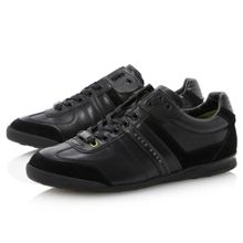 Hugo Boss Aki wingtip leather sneaker