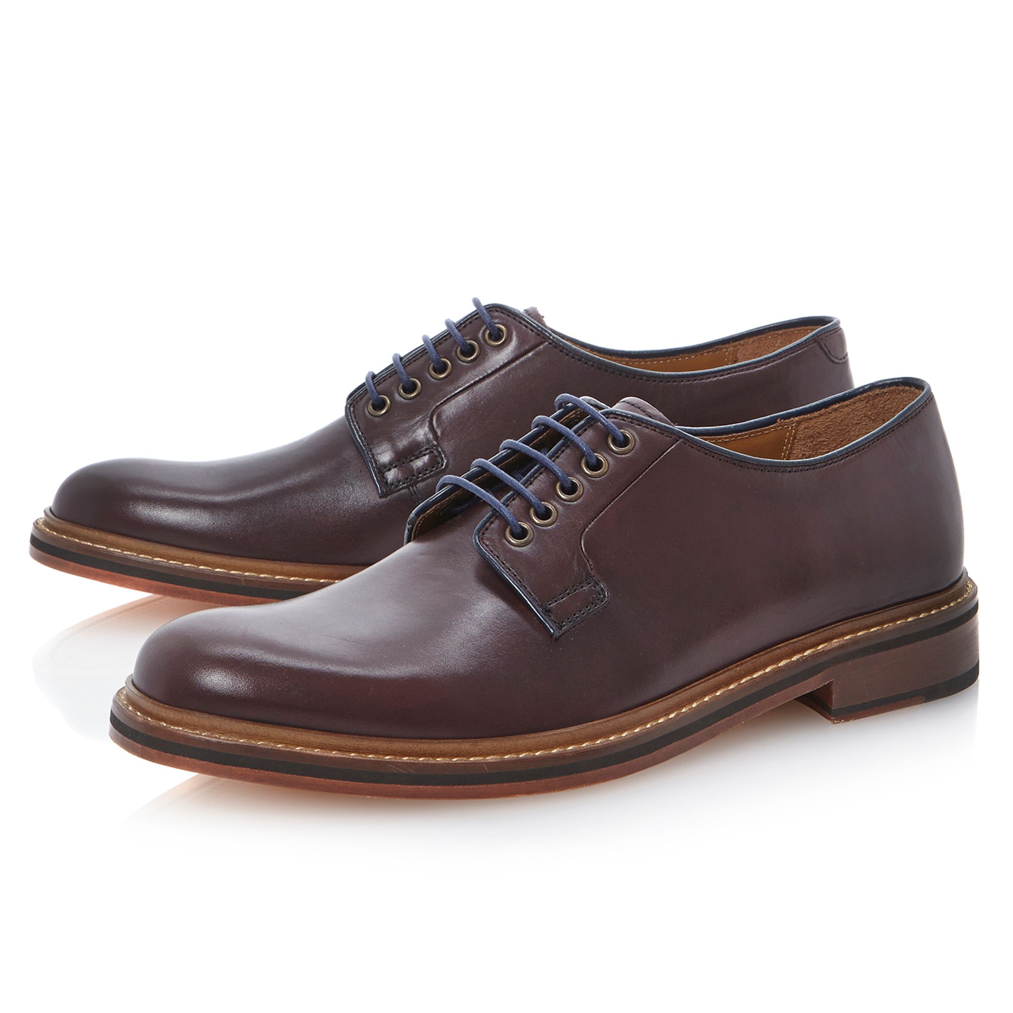 Bishopsgate heavy gibson lace up