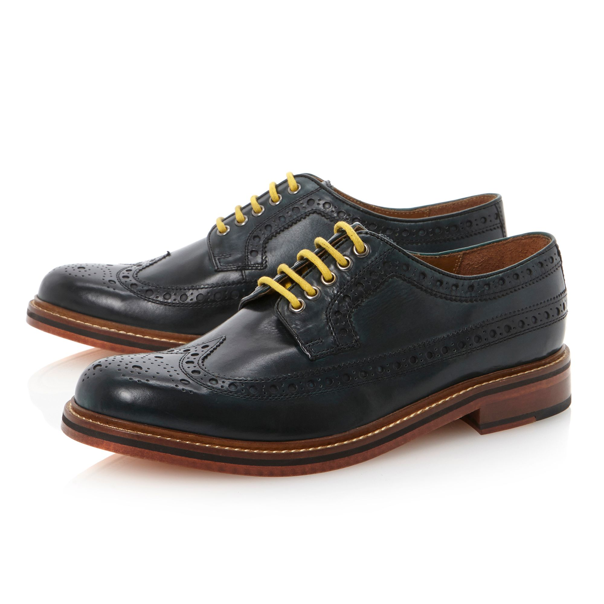 Braxton storm 2 heavy sole brogue