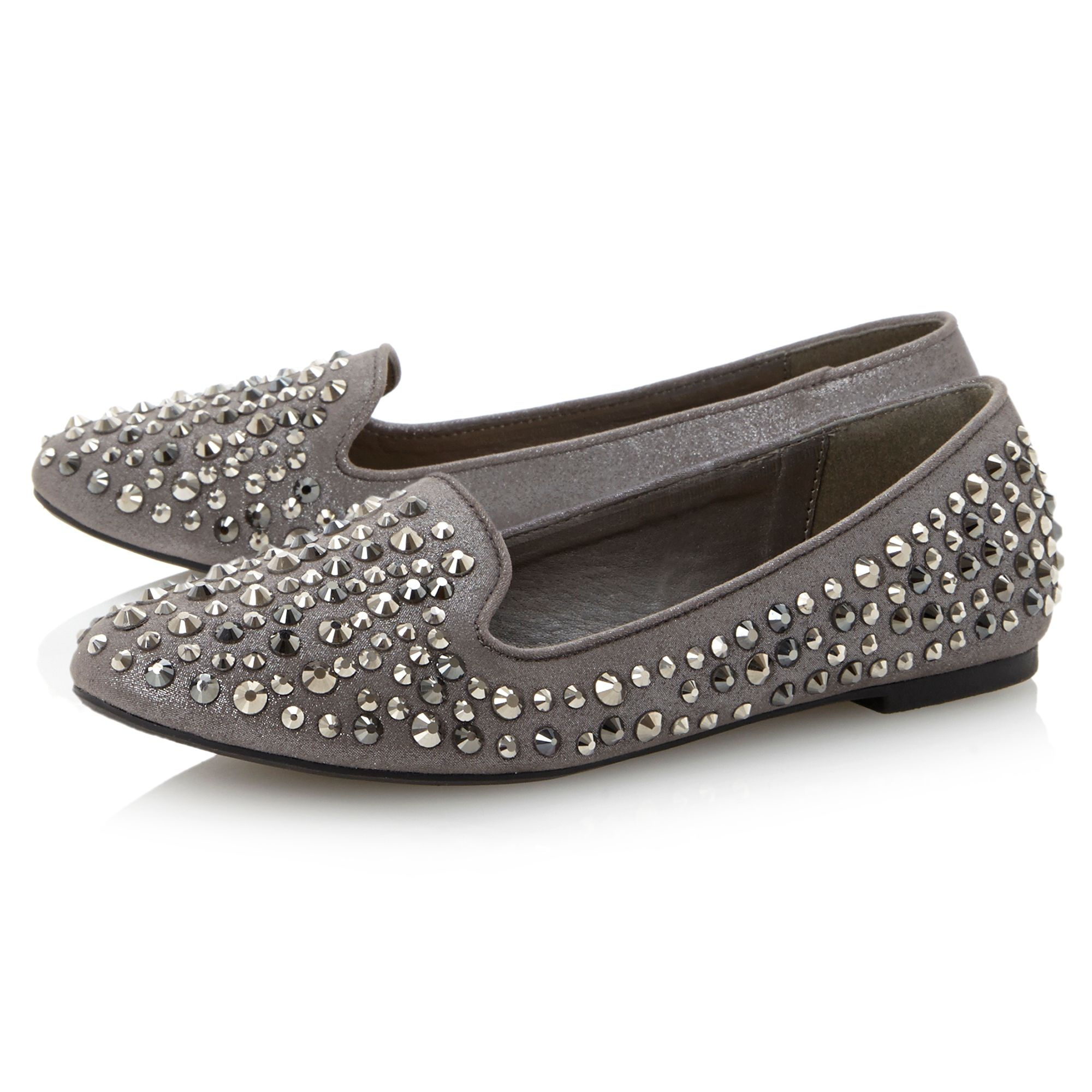 Melika embellished slipper shoes