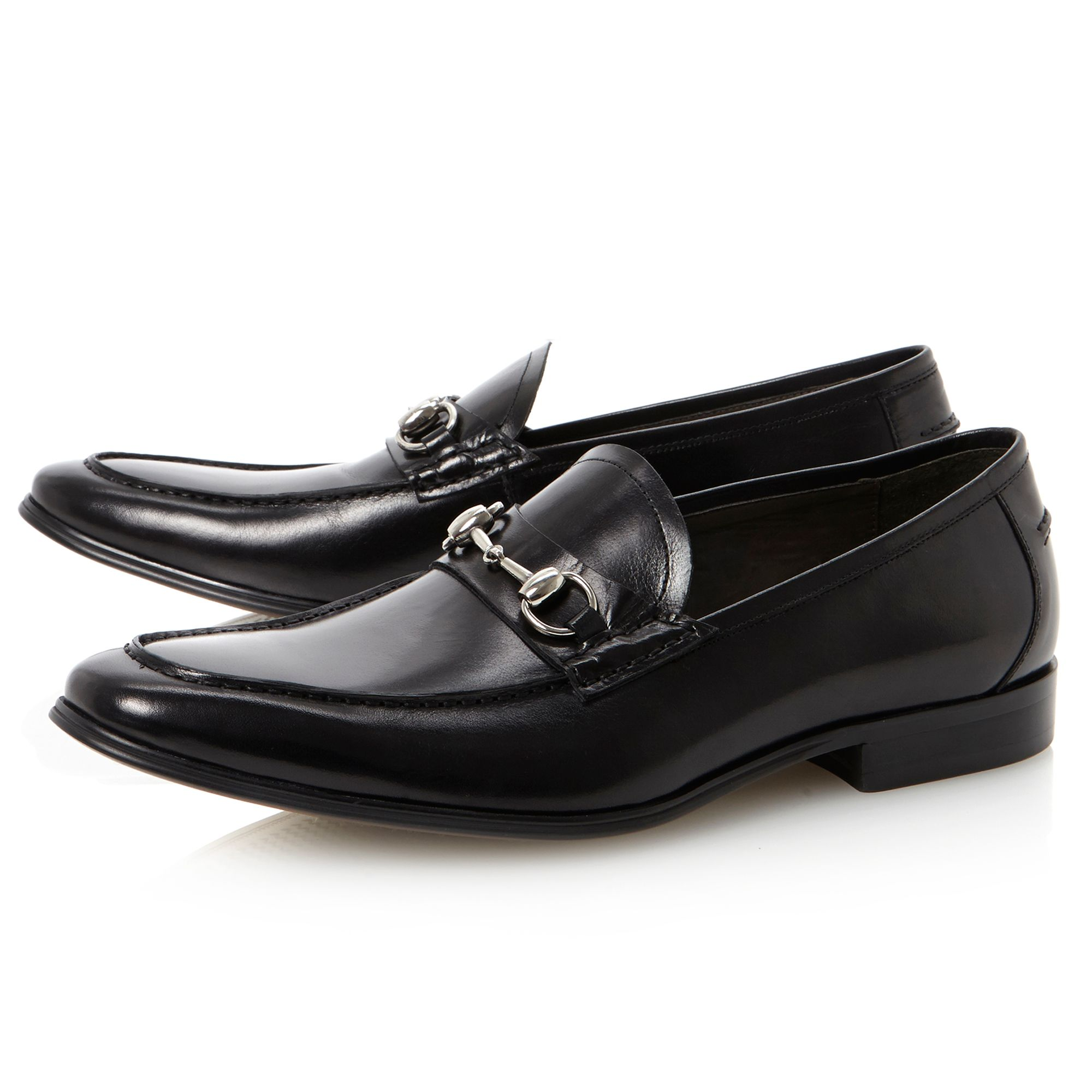 Adventure-snaffle apron loafer