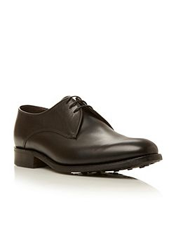 Barker Pitlochry Lace-Up Leather Derby Shoes