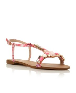Dune Jewelled Sandals