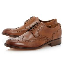 Baron 2 wingtip traditional brogue