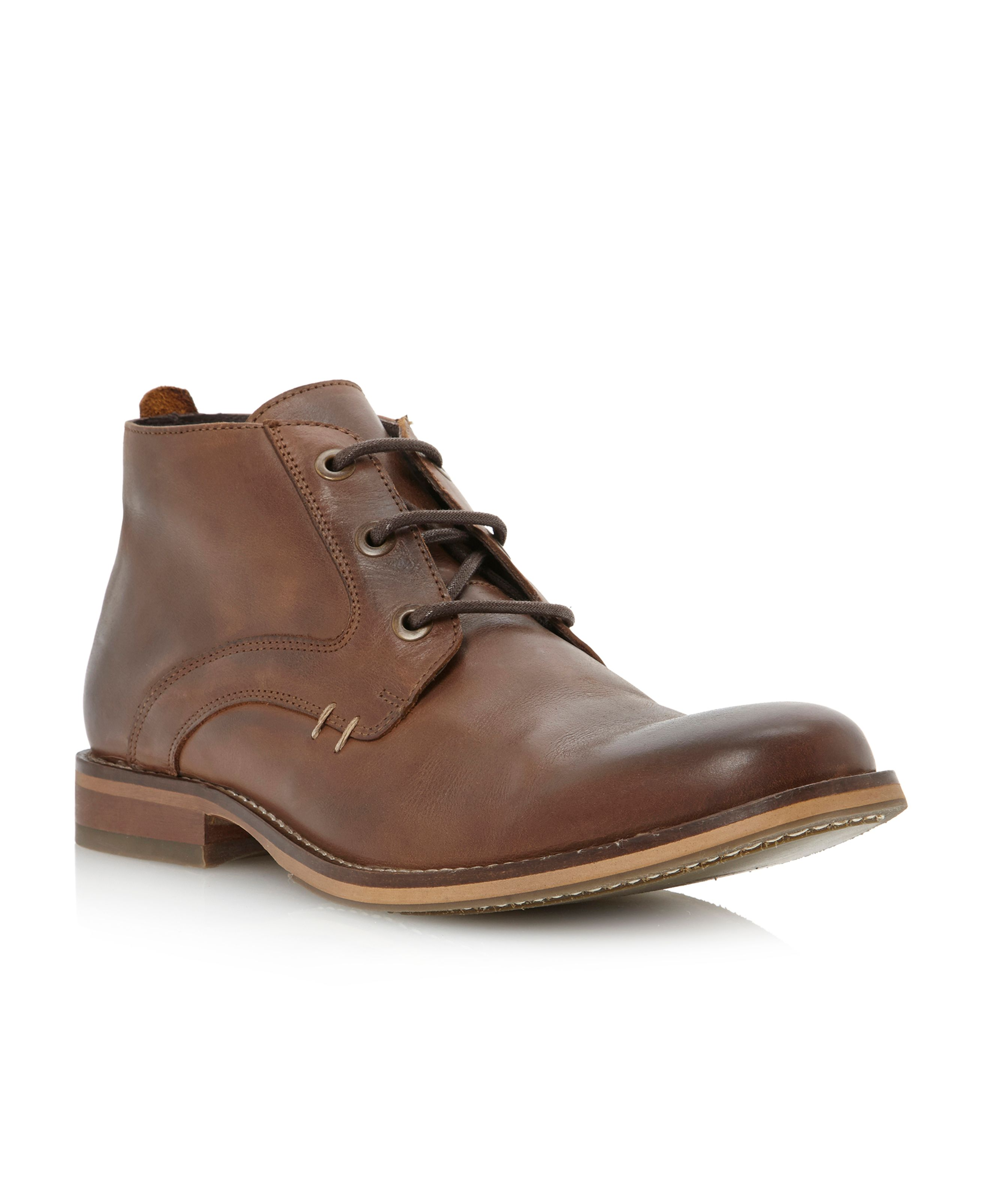 Chaser lace up chukka boot