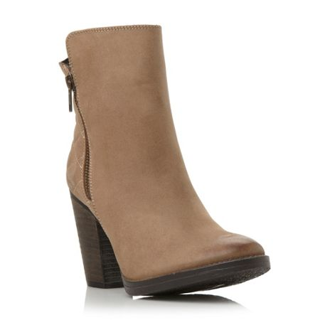Steve Madden Ryatt-q quilted leather ankle boots