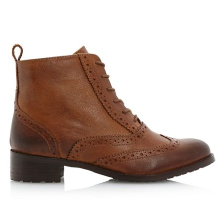 Bertie Peron-brogue shoes boots