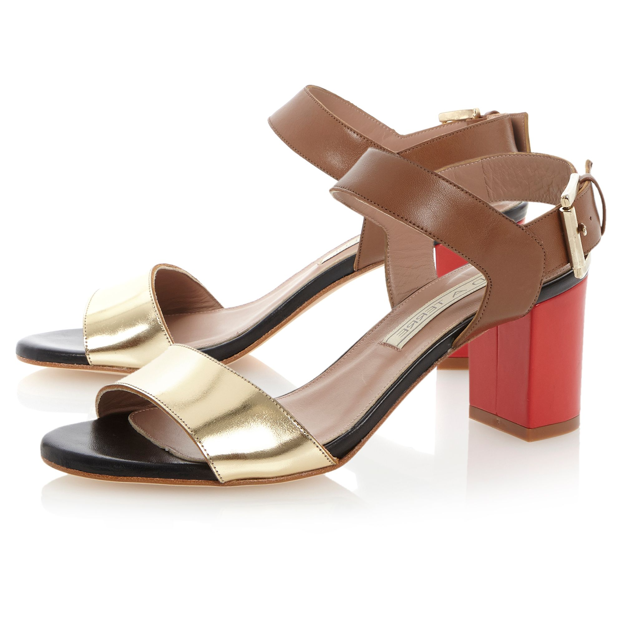 Jeni block heel sandals