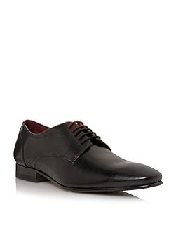 Ted Baker Markuss embossed leather derby shoes