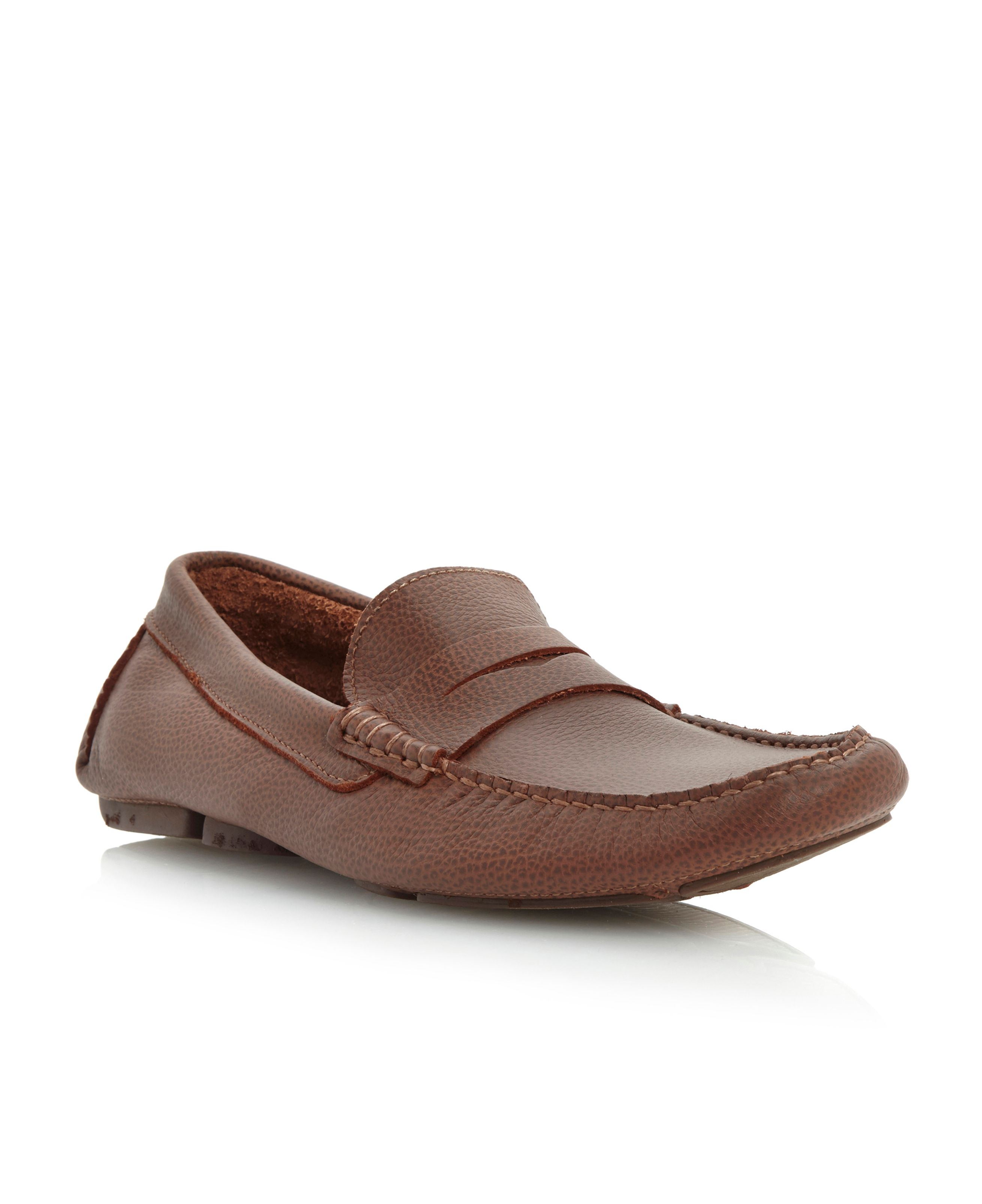 Benny penny saddle driver shoes